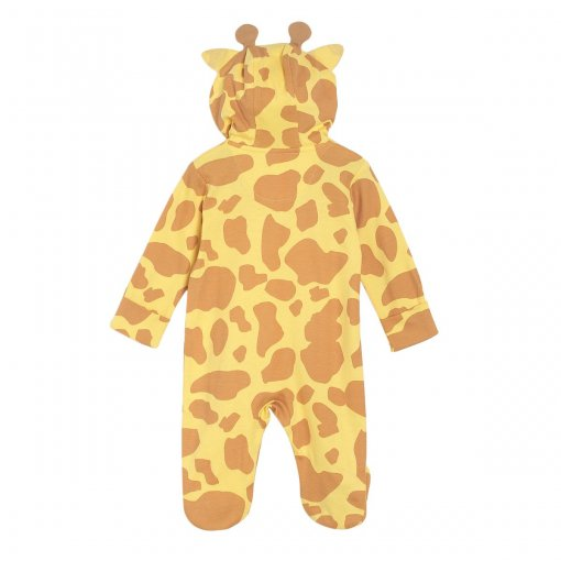 Yellow Coloured Night Suit by Mini Klub