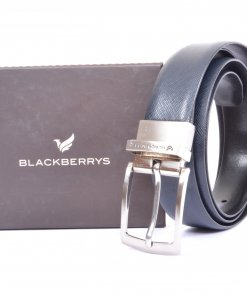 Navy Coloured Belt by Black Berry