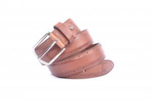 Red Coloured Belt by Raymond