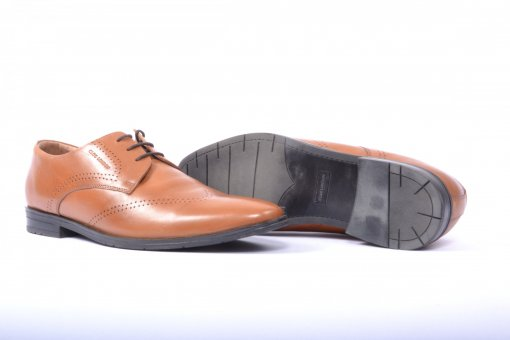 Multi Coloured Formal Shoes by Clog London