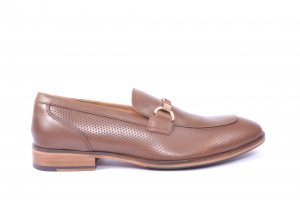 Brown Coloured Formal Shoes by Clog London
