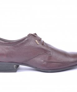 Maroon Coloured Formal Shoes by Lee Cooper