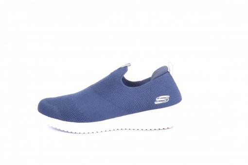 Navy Coloured Sports Shoes by Skechers