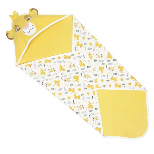 Yellow Coloured Kids Accessory by Mini Klub