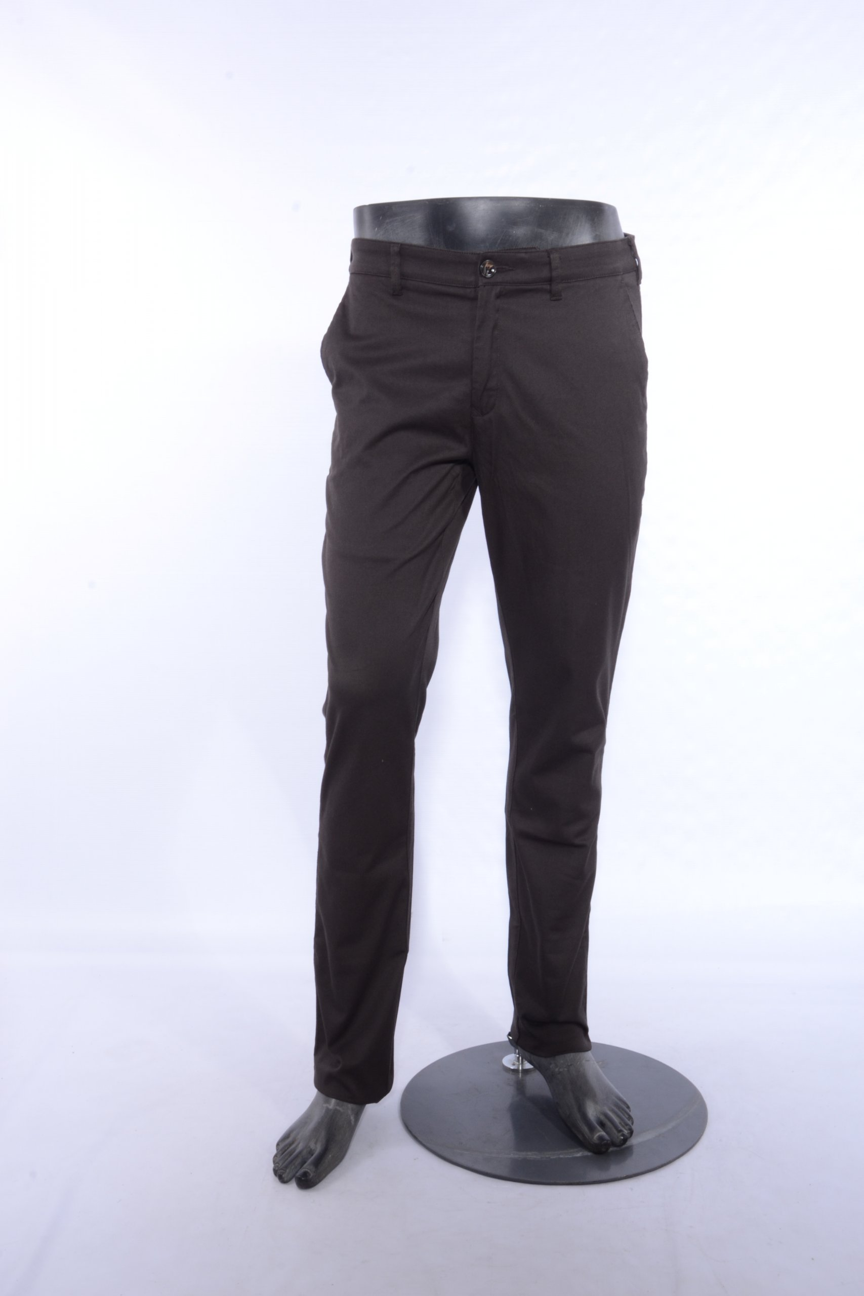Red Coloured Trouser by Color Plus