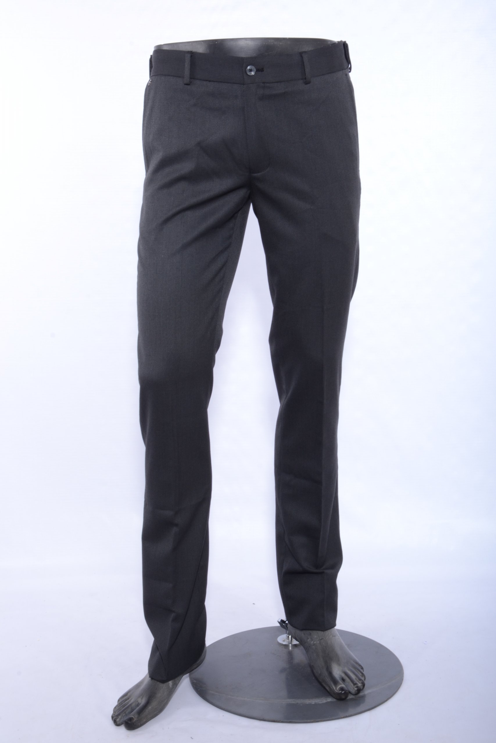 Charcoal Coloured Trouser by Black Berry