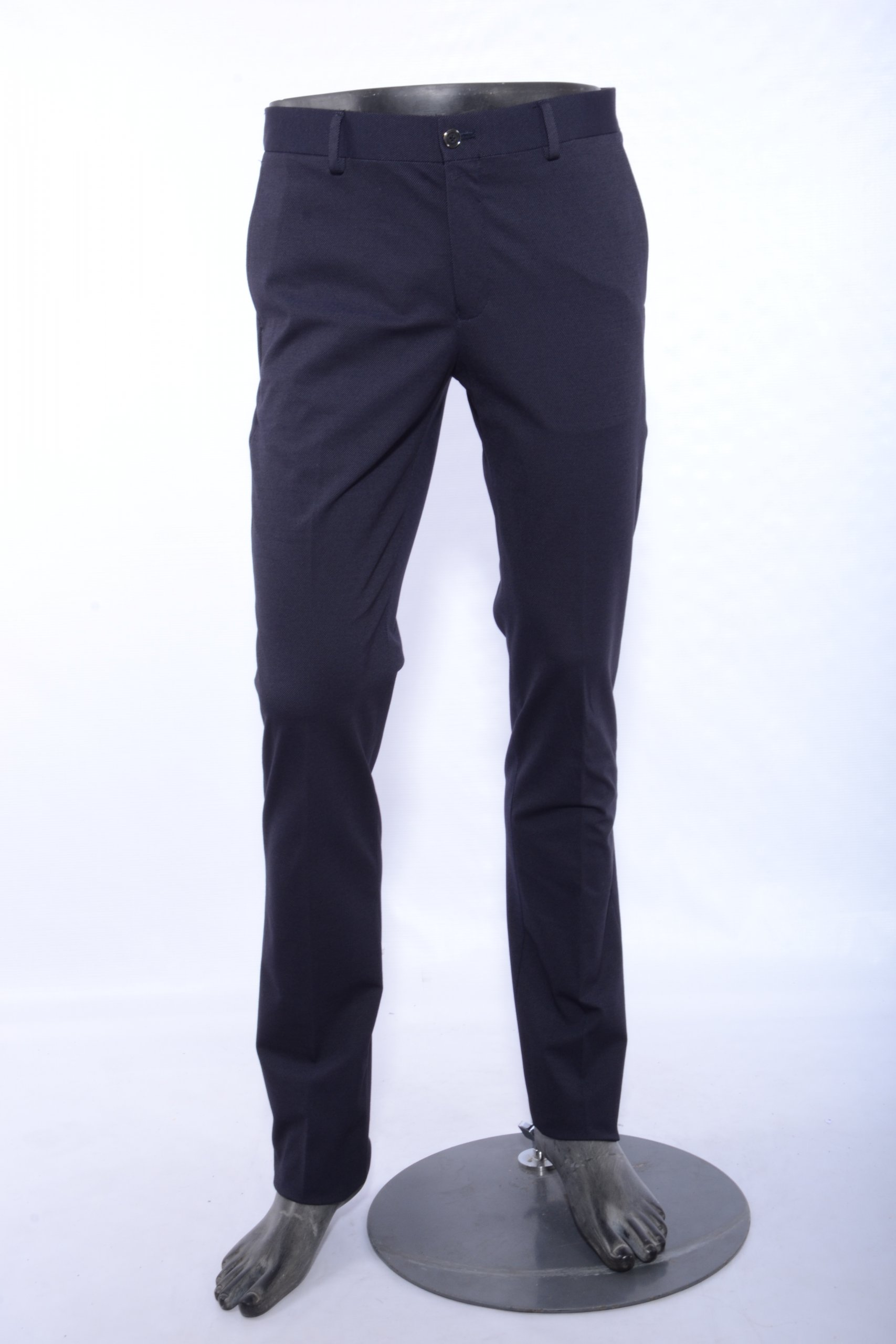 Navy Coloured Trouser by Black Berry