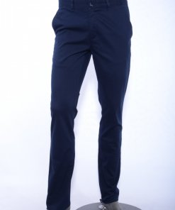 Navy Coloured Trouser by Color Plus