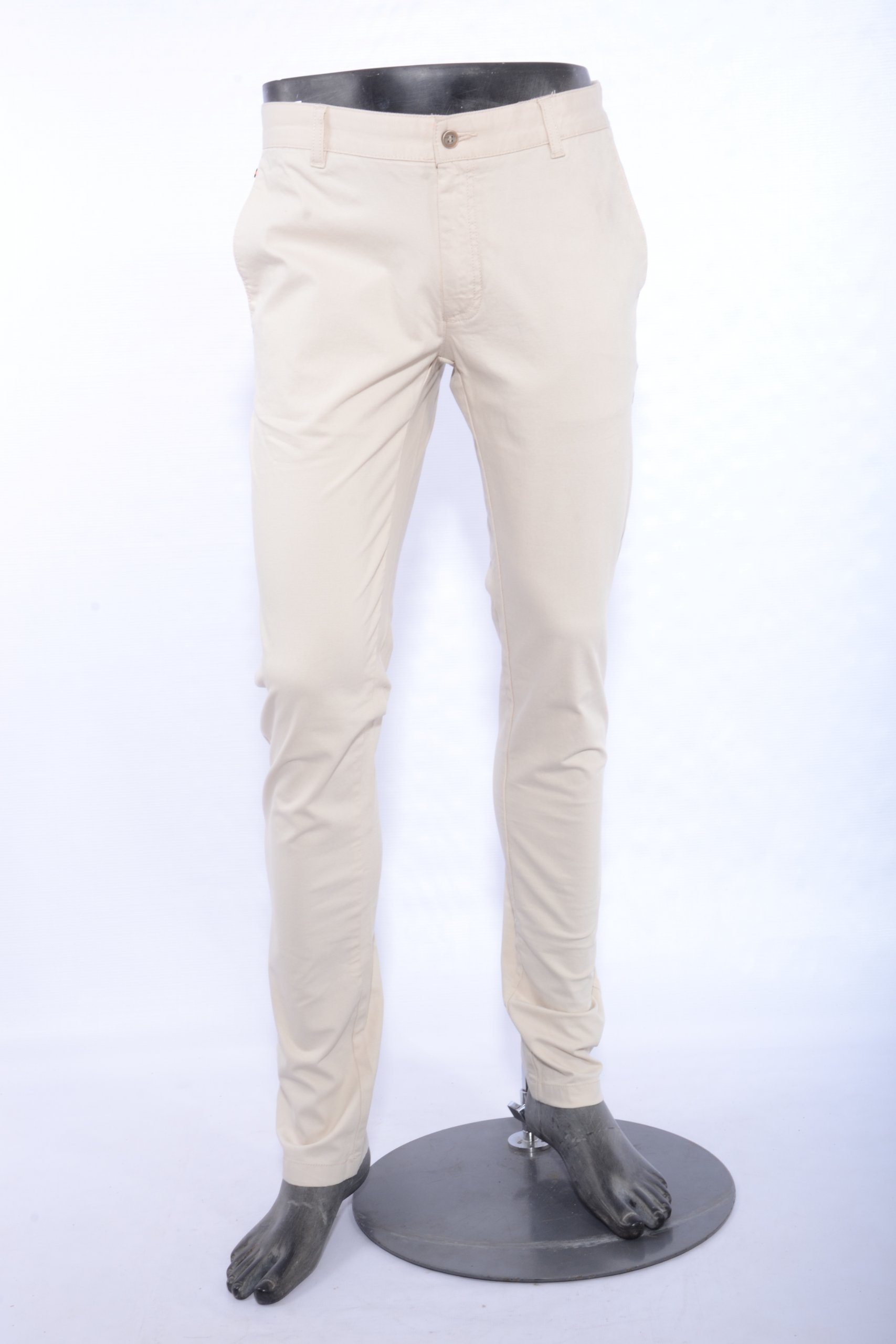 Beige Coloured Trouser by Black Berry