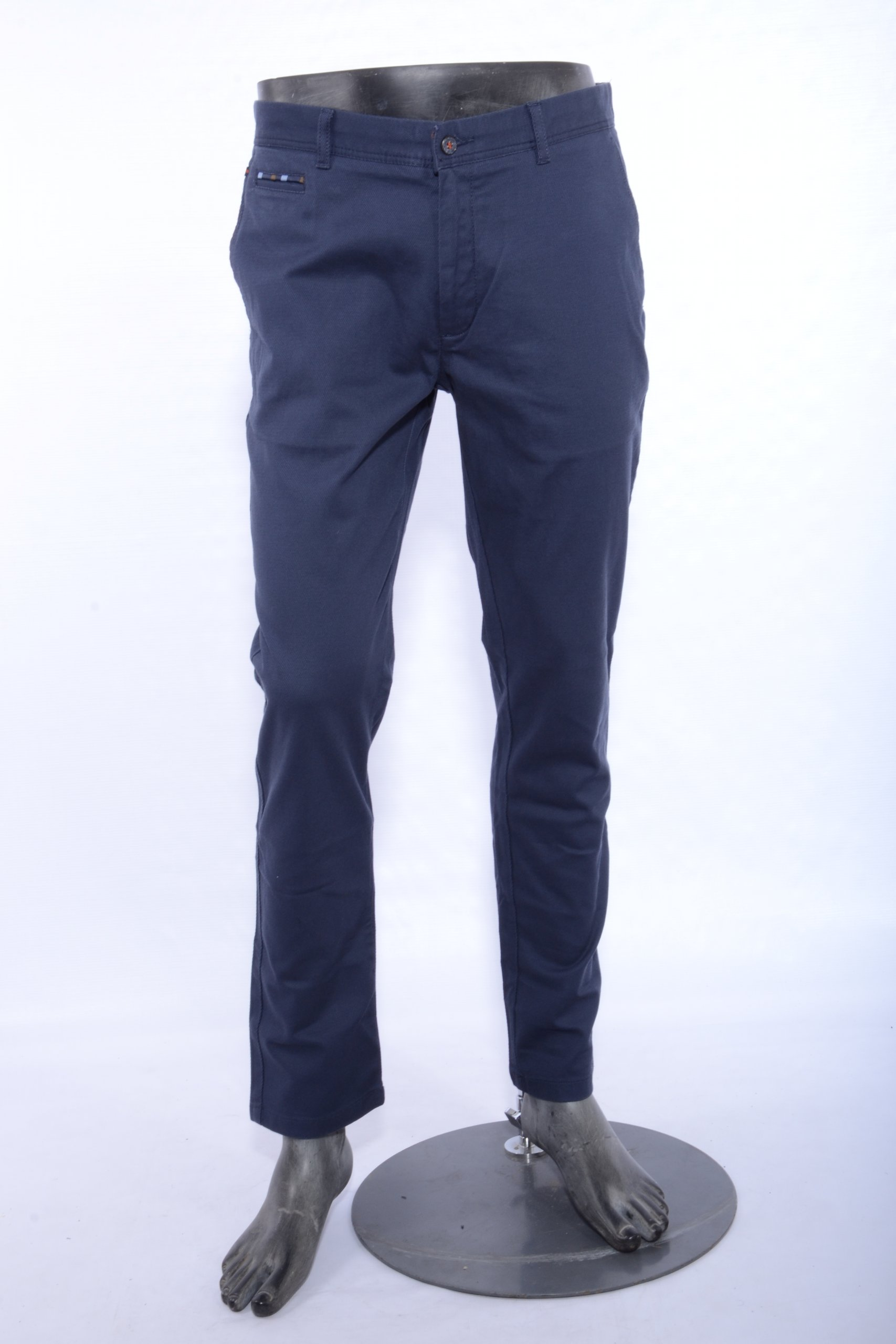 Blue Coloured Trouser by Black Berry