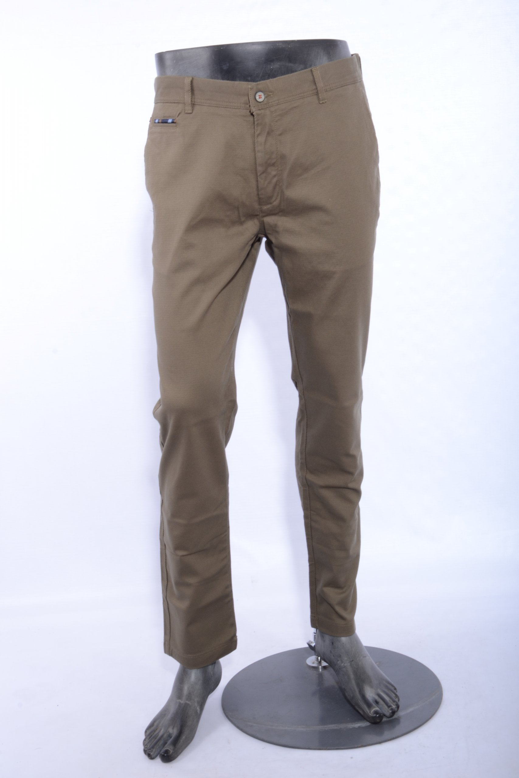 Green Coloured Trouser by Black Berry