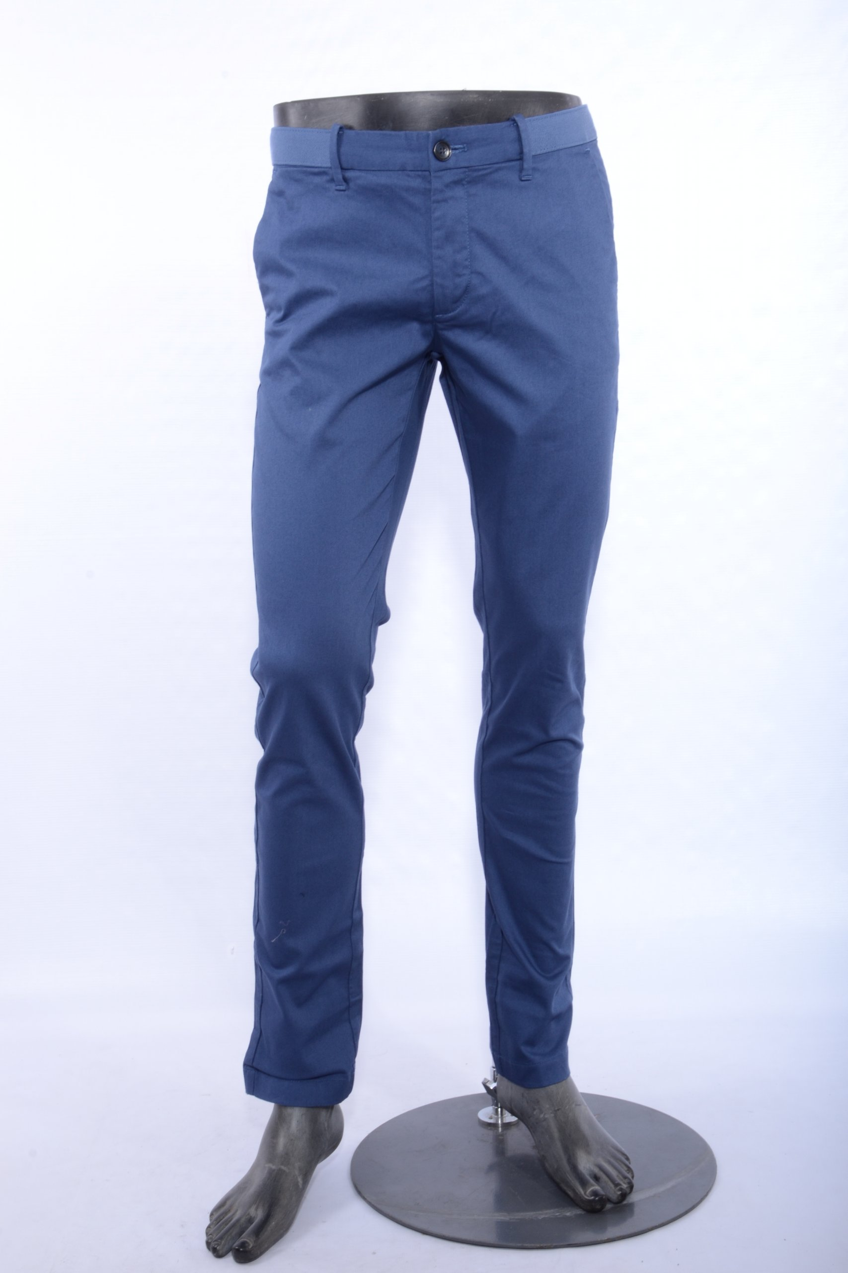 Green Coloured Trouser by Indian Terrain