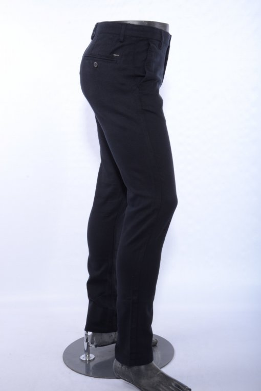 Grey Coloured Trouser by Indian Terrain