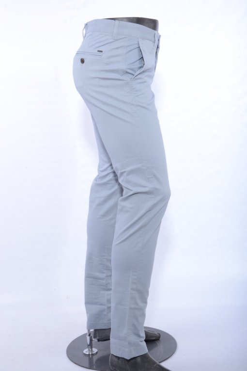 Blue Coloured Trouser by Indian Terrain
