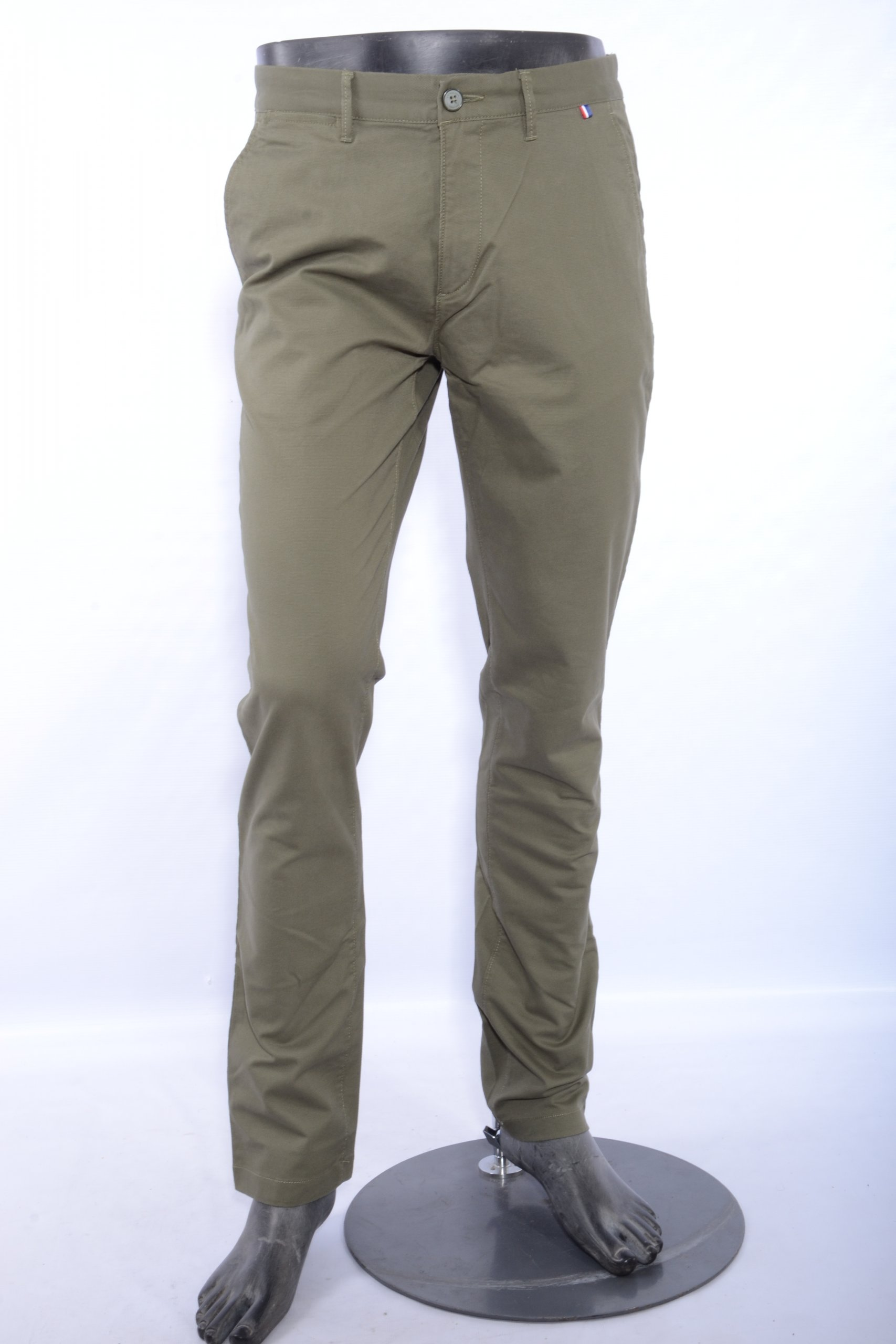 Green Coloured Trouser by Us Polo
