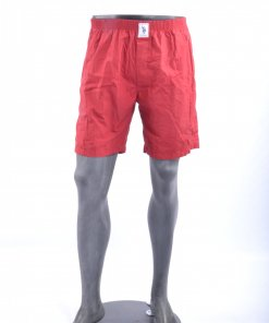 Red Coloured Boxer by Us Polo