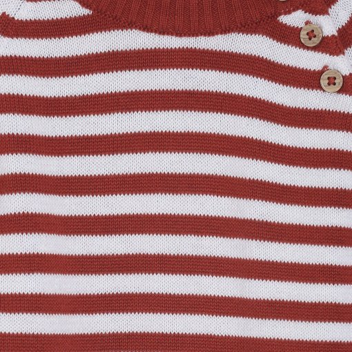 Red Coloured Pullover by Mini Klub