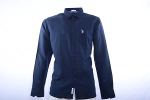 Navy Coloured Shirt by Us Polo