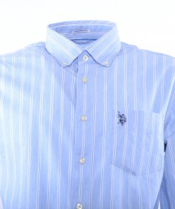 Blue Coloured Shirt by Us Polo