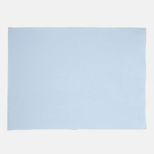 Blue Coloured Bed Sheet by Mini Klub