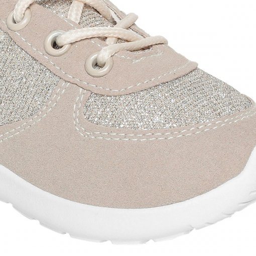 Silver Coloured Shoes by Mini Klub