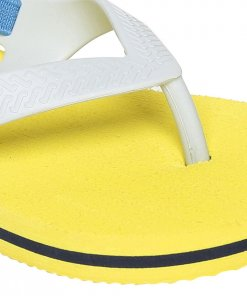 Yellow Coloured Shoes by Mini Klub