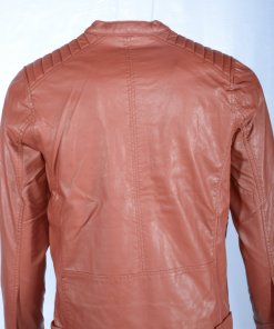 Golden Coloured Jacket by Mufti