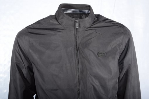 Black Coloured Jacket by Mufti