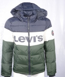 Multi Coloured Jacket by Levi S
