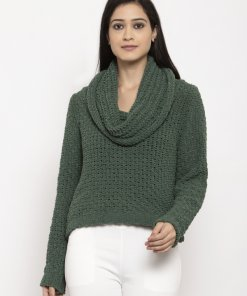 Green Coloured Top by Global Republic