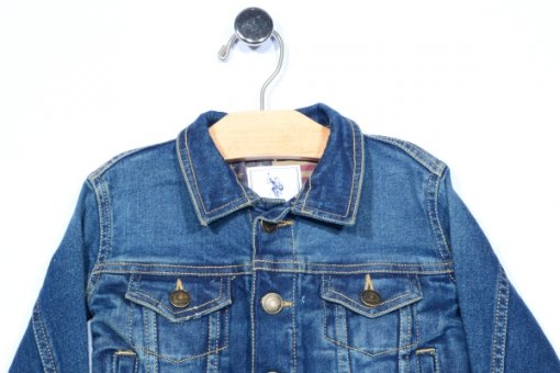 Blue Coloured Jacket by Us Polo
