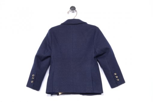 Navy Coloured Jacket by Us Polo