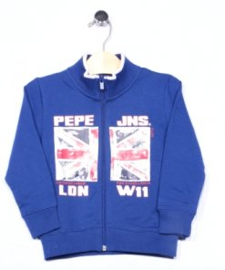 Navy Coloured Sweatshirt by Pepe Jeans London
