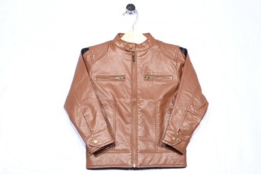 Brown Coloured Jacket by Pepe Jeans London