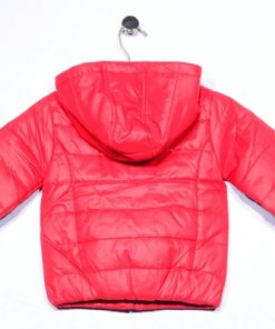 Red Coloured Jacket by Pepe Jeans London
