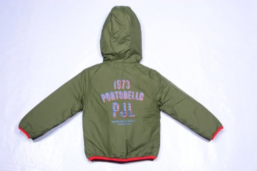 Green Coloured Jacket by Pepe Jeans London