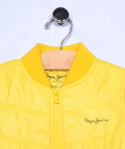 Yellow Coloured Jacket by Pepe Jeans London