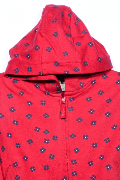 Red Coloured Sweatshirt by Pepe Jeans London
