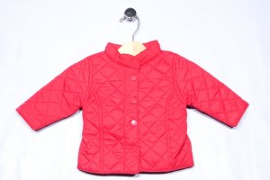 Red Coloured Jacket by Mini Klub
