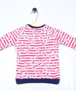 Red Coloured Sweatshirt by Us Polo