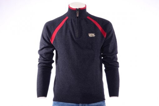 Blue Coloured Pullover by Us Polo