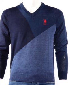 Navy Coloured Pullover by Us Polo