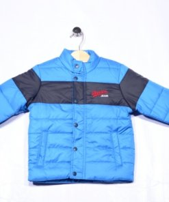 Blue Coloured Jacket by Indian Terrain