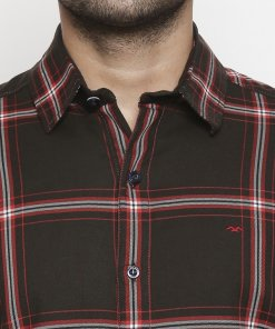 Multi Coloured Shirt by Mufti