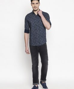 Navy Coloured Shirt by Mufti