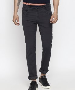Grey Coloured Trouser by Mufti