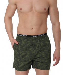 Green Coloured Boxer by Jack & Jones