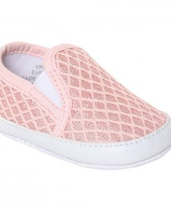 Pink Coloured Shoes by Mini Klub (Essgee)