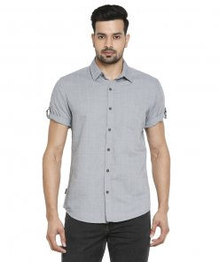 Grey Coloured Shirt by Mufti