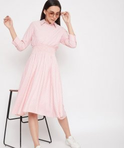Madame Pink Dress For women